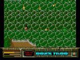 Time Soldiers Amiga Walking in green gunk