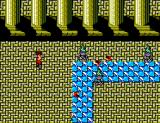 Time Soldiers SEGA Master System Age of Rome