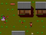 Time Soldiers SEGA Master System Age of Wars