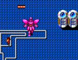 Time Soldiers SEGA Master System A butterfly soldier