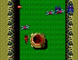 Time Soldiers SEGA Master System The final battle