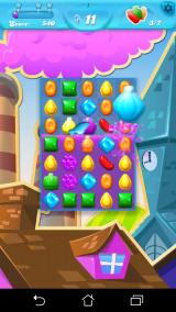 Candy Crush Soda Saga Android A fish power up in action