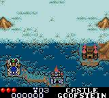 Legend of Illusion starring Mickey Mouse Game Gear World map