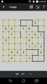 Simon Tatham's Portable Puzzles Collection Android Loopy