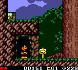 Land of Illusion starring Mickey Mouse Game Gear Cave level