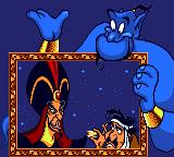 Disney's Aladdin Game Gear Intro