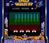 Space Invaders Game Boy The cellophane screen mode (Super Game Boy)