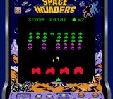 Space Invaders Game Boy The Space Invaders in color! (Super Game Boy)