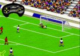 FIFA International Soccer Genesis Re-playing the goal