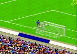 FIFA International Soccer Genesis Goaltender kick