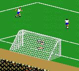 FIFA International Soccer Game Gear Nice save!