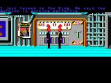 Zak McKracken and the Alien Mindbenders Macintosh Aliens scheming (GOG release, DOS version)