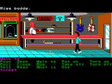Zak McKracken and the Alien Mindbenders Macintosh Pawn shop (GOG release, DOS version)