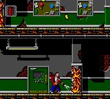 Last Action Hero Game Gear Extinguishing flames