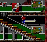 Last Action Hero Game Gear Jumping up