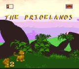 The Lion King SNES First level