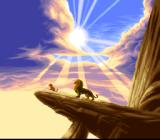 The Lion King SNES Nice cut scene