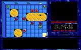 Space Rogue PC-98 Walking around the space station