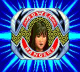 Mighty Morphin Power Rangers Game Gear Wow, real face!