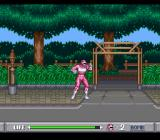 Mighty Morphin Power Rangers SNES Alley