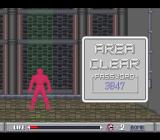 Mighty Morphin Power Rangers SNES Area clear