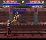 Mortal Kombat 3 SNES Wow!