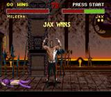 Mortal Kombat II SNES I'm strong, I'm so strong!