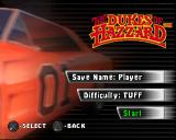 The Dukes of Hazzard: Racing for Home PlayStation New Game.