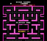 Ms. Pac-Man Genesis You can choose the form of the maze