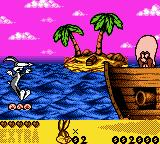 Looney Tunes: Carrot Crazy Game Boy Color The Galleon.