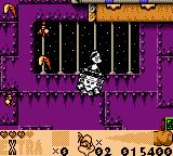 Looney Tunes: Carrot Crazy Game Boy Color Lola is back again. Le'ts dodge these things.