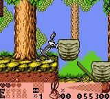 Looney Tunes: Carrot Crazy Game Boy Color So freaking heavy.