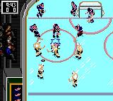 NHL 95 Game Gear Throw-in