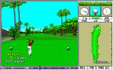 True Golf Classics: Waialae Country Club PC-98 Tee shot on the first hole