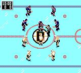 NHL 95 Game Gear Starting