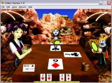iPuppet presents: Colin's Classic Cards Windows Playing Euchre.