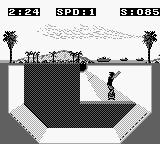 Skate or Die: Tour de Thrash Game Boy Back to 1 Player Solo. Panama City.