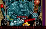 Pinball Dreams II DOS Revenge of the Robot Warriors Table - Center