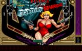 Pinball Dreams II DOS Revenge of the Robot Warriors Table - Bottom