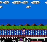 Psychic World Game Gear River