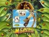 Dreamworks Madagascar: Paint & Create Windows Here posters have been selected and the player is given the choice of landscape or portrait