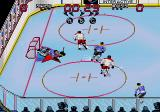 Wayne Gretzky and the NHLPA All-Stars Genesis Instant replay