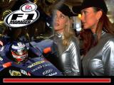 F1 Manager Windows Loading screen with grid girls, as in all other F1 games.