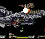 Rayxanber III TurboGrafx CD Leave my mothership alone, aliens !