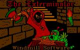 The Exterminator PC Booter Very nice title screen