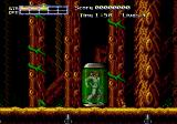 Strider 2 Genesis Starting a level