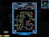 Star Trek: Elite Force II Windows Ever wonder how you reroute power with a tricorder?  It's a lot like a puzzle game.