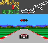 Super Monaco GP Game Gear Nature!