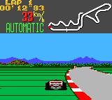 Super Monaco GP Game Gear Oops...