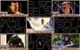 Laser Squad PC-98 Choose scenario